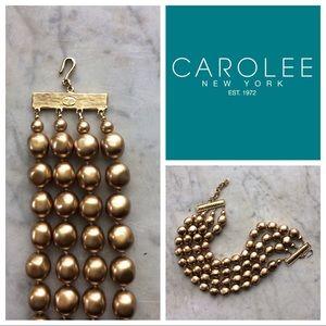 Vintage Carolee Choker Necklace